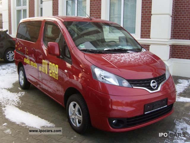 2011 nissan nv200 evalia 7 seats winter wheels car photo and specs. Black Bedroom Furniture Sets. Home Design Ideas