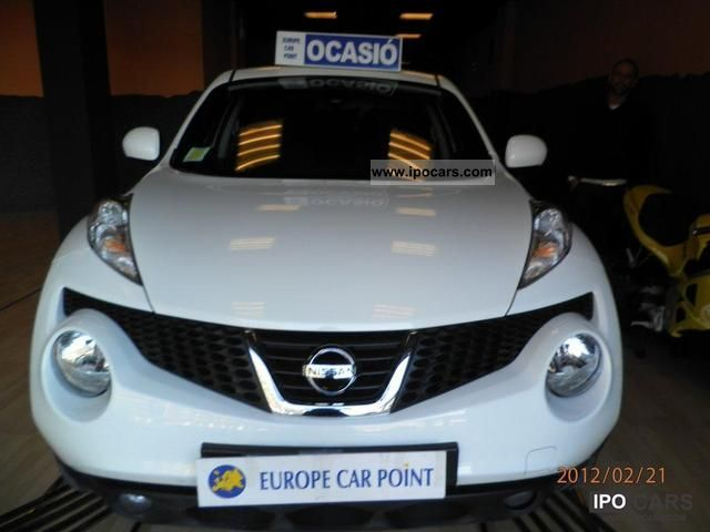 2010 Nissan Juke 1.5 dCi Tekna Off-road Vehicle/Pickup Truck Used ...