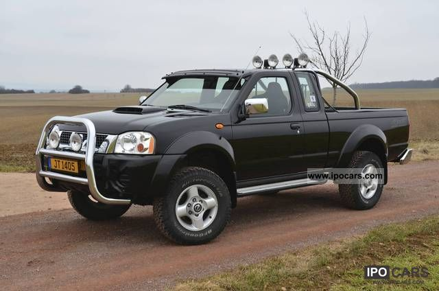 2009 nissan np300 king cab pick up car photo and specs. Black Bedroom Furniture Sets. Home Design Ideas