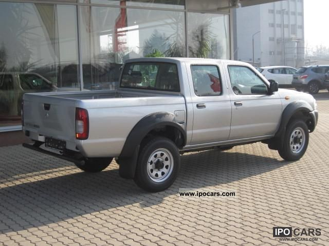 2012 Nissan NP 300 pick up 4x4 Doka air NOW - Car Photo and Specs