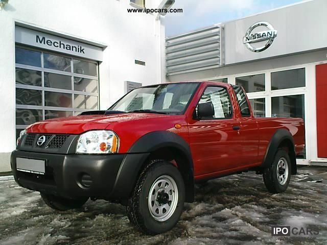 2011 Nissan Np300 King Cab 4x4 Climate Package In Stock