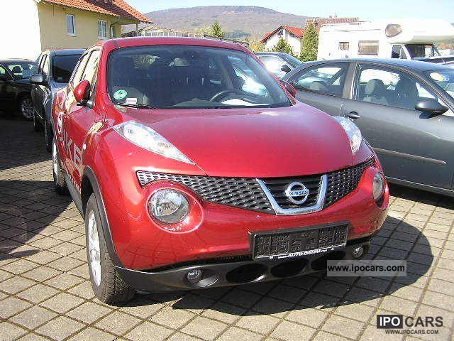 2010 Nissan Juke 1.6 Turbo Tekna Small Car Used vehicle photo