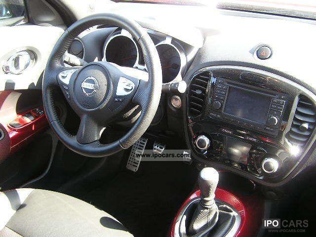 2010 Nissan Juke 1.6 Turbo Tekna Small Car Used vehicle photo 4