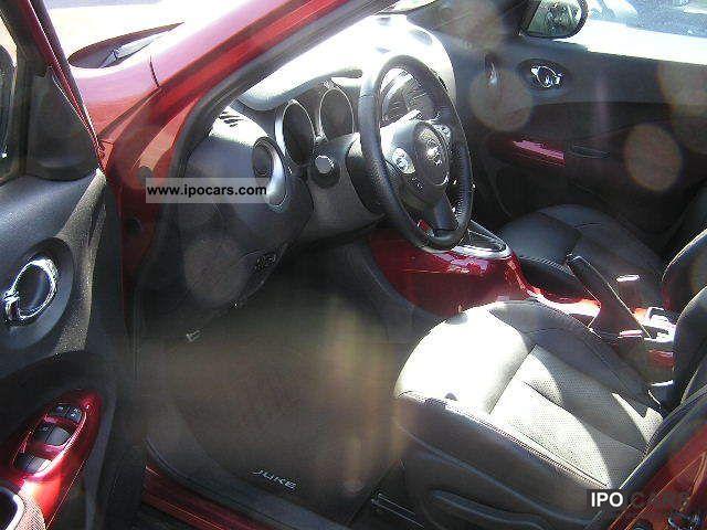 2010 Nissan Juke 1.6 Turbo Tekna Small Car Used vehicle photo 6