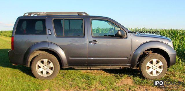 2007 Nissan Pathfinder 2 5 Dci Elegance 7 Seater Keyless