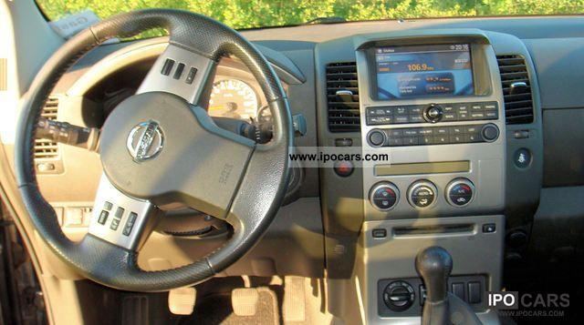 2007 Nissan Pathfinder 2 5 dCi Elegance, 7 seater, keyless-go - Car
