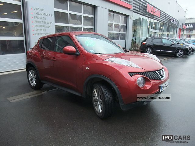 2010 Nissan Juke 1.5 DCI 110 CH ACENTA PACK SPORT - Car Photo and ...