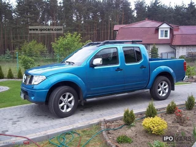 2009 Nissan  D40 cruise control, climate control Off-road Vehicle/Pickup Truck Used vehicle photo