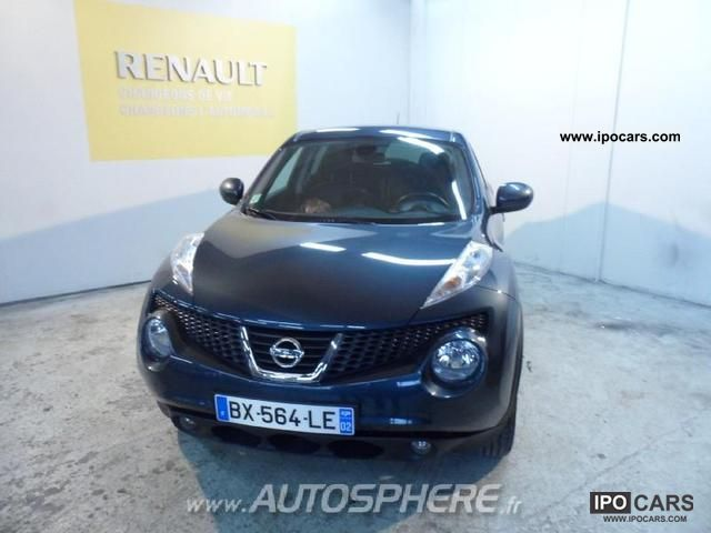 2010 nissan juke 1 5 tekna dci110 fap car photo and specs. Black Bedroom Furniture Sets. Home Design Ideas