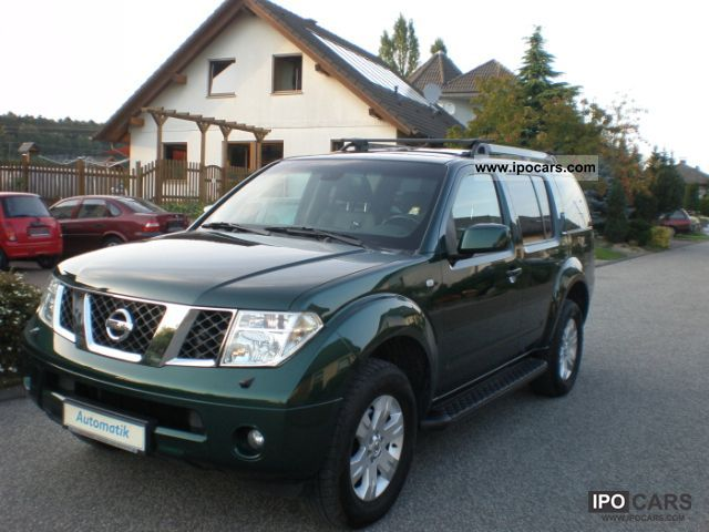 2007 nissan pathfinder 2 5 dci le car photo and specs. Black Bedroom Furniture Sets. Home Design Ideas