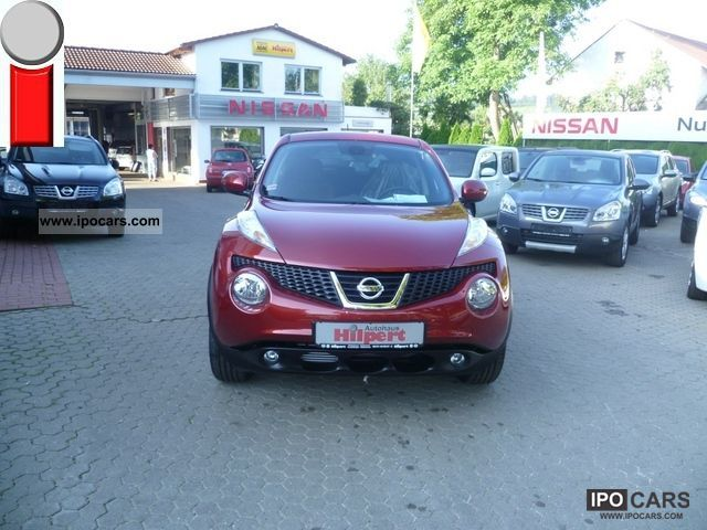 2012 Nissan  1.5 dCi Tekna JUKE Off-road Vehicle/Pickup Truck Pre-Registration photo