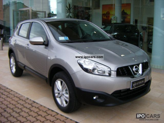 2012 nissan qashqai 1 6 dci acenta 130 cv km zero car. Black Bedroom Furniture Sets. Home Design Ideas