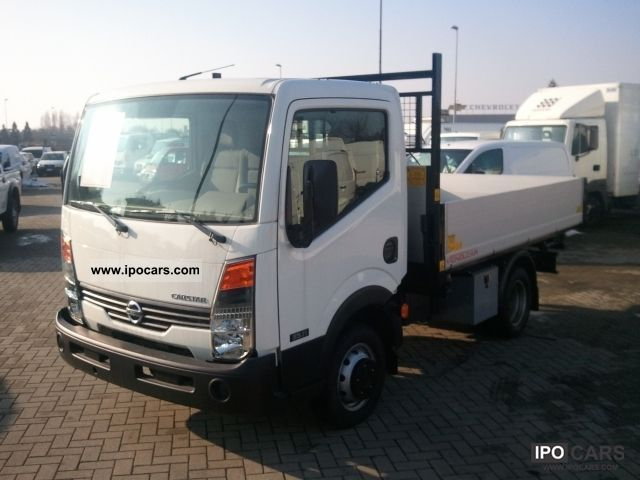 2012 Nissan  Cabstar 35.11 per L1 Off-road Vehicle/Pickup Truck Pre-Registration photo