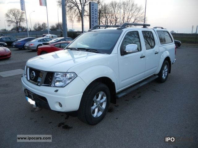 2010 Nissan  Navara 2.5 dCi 4p. Autocarro 5 POSTI Other Used vehicle photo