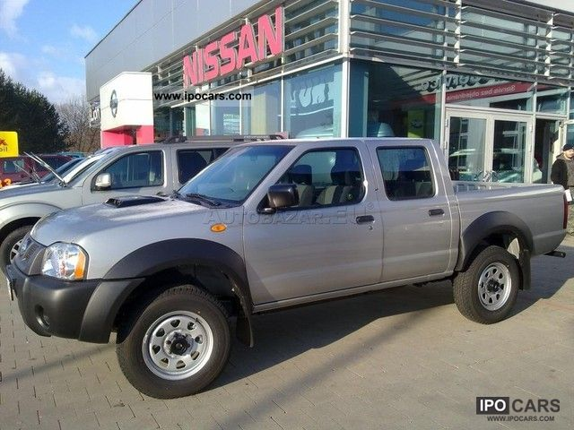 2011 Nissan NP 300 - Car Photo and Specs