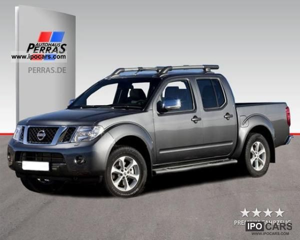 2011 nissan navara dc xe 4x4 car photo and specs. Black Bedroom Furniture Sets. Home Design Ideas