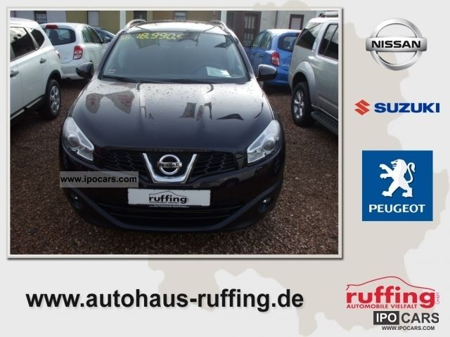 2012 Nissan  1.5 Dci Acenta Qashqai +2 4x2 B & B NAVI Estate Car Demonstration Vehicle photo