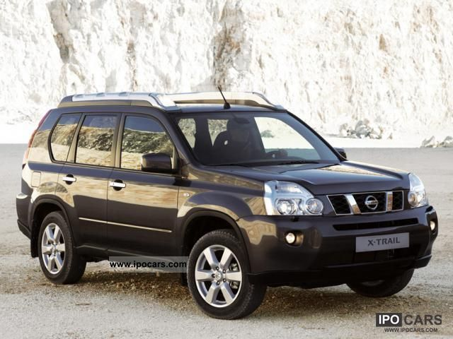 2011 Nissan  X-Trail XE + Winter Special package 2.0l model dC ... Off-road Vehicle/Pickup Truck New vehicle photo