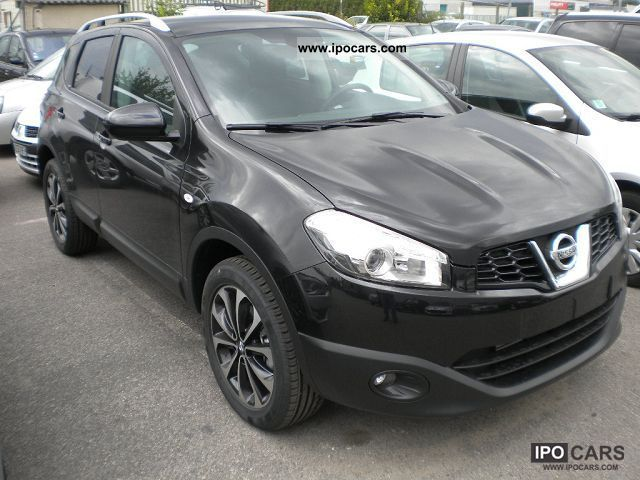 2012 nissan qashqai 6 1 dci130 fap connect edition car. Black Bedroom Furniture Sets. Home Design Ideas
