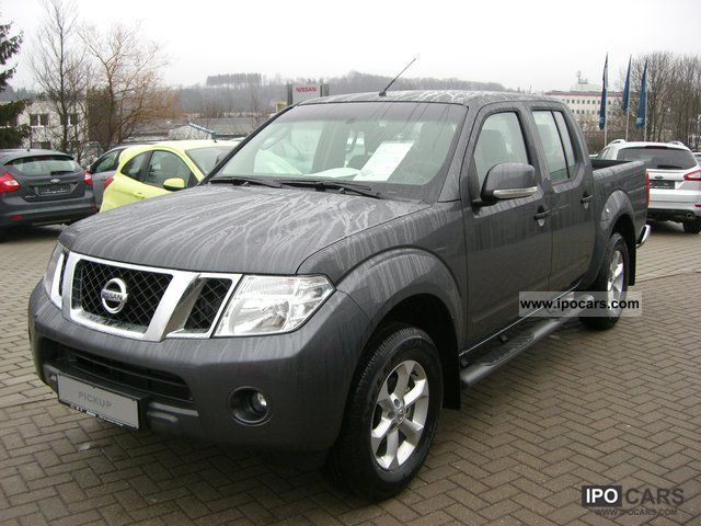2011 nissan navara double cab 4x4 se comfort package 100 hds car photo and specs. Black Bedroom Furniture Sets. Home Design Ideas