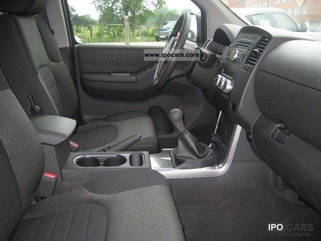2012 Nissan Navara 2 5 Dci Se Docab P Comf Vfw Action Now