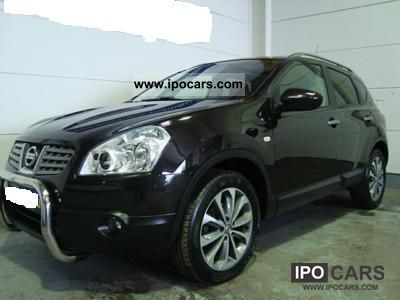 2010 Nissan  1.5 dCi Tekna fully equipped. German model! Off-road Vehicle/Pickup Truck Used vehicle photo