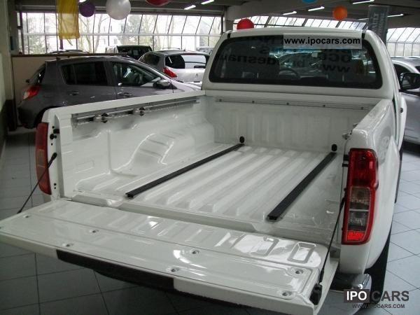 2012 nissan navara king cab 2 5 dci 190 cv se bvm e5 car. Black Bedroom Furniture Sets. Home Design Ideas