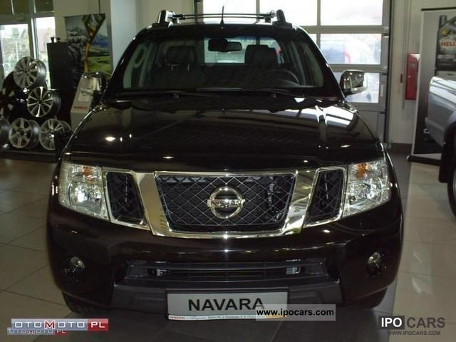 2011 Nissan Automatic Navara Skora Car Photo And Specs
