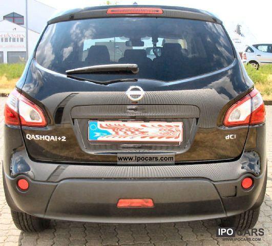 2012 Nissan Qashqai +2 2.0 DCi Tekna