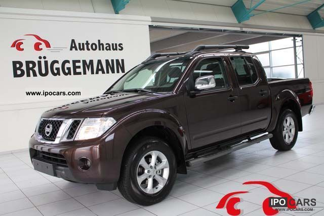 2011 Nissan  DC Navara 2.5 Dci 4WD car. Double cab DPF Off-road Vehicle/Pickup Truck Pre-Registration photo