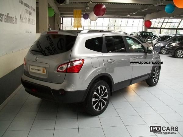 2012 nissan qashqai 2 6 1 dci 130 cv connect edition car photo and specs. Black Bedroom Furniture Sets. Home Design Ideas