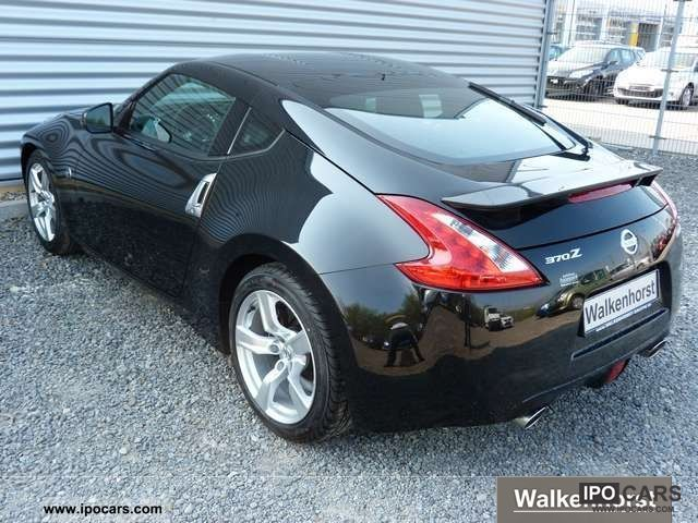 2011 nissan 370z coupe at pack xenon leather climate. Black Bedroom Furniture Sets. Home Design Ideas