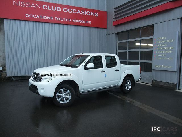 2011 Nissan  DBLE CAB NAVARA 2.5 SE DCI190 EURO 5 Off-road Vehicle/Pickup Truck Used vehicle photo