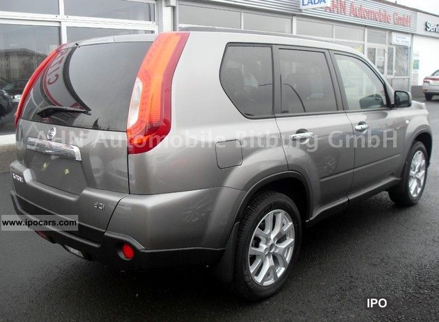 2012 nissan x trail 2 0 dci 4x4 le dpf 3500 and new. Black Bedroom Furniture Sets. Home Design Ideas