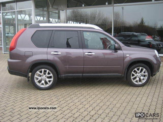 2011 nissan x trail 2 0 dci 4x4 automatic le dpf car photo and specs. Black Bedroom Furniture Sets. Home Design Ideas