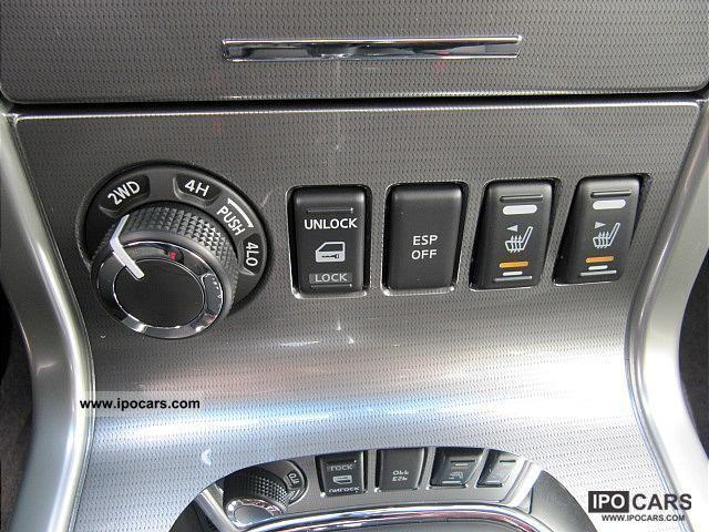 2012 Nissan Navara 4x4 3 0 V6 Dci Dpf Dc Le Automatic L