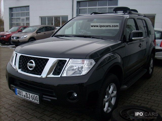 2012 Nissan Pathfinder 2 5 Dci Se Car Photo And Specs
