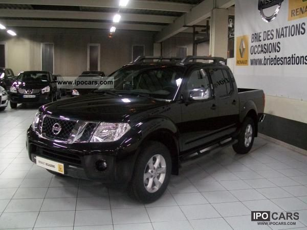 2012 nissan nouveau navara double cab 2 5 dci 190ch car photo and specs. Black Bedroom Furniture Sets. Home Design Ideas