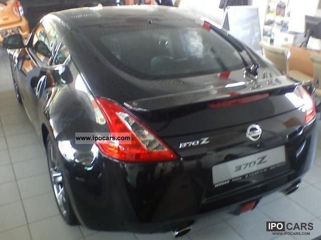 2011 Nissan 370z Gt Edition Car Photo And Specs