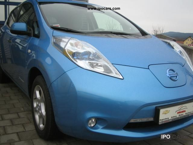 Nissan  LEAF 100% electric package including winter and solar 2011 Electric Cars photo