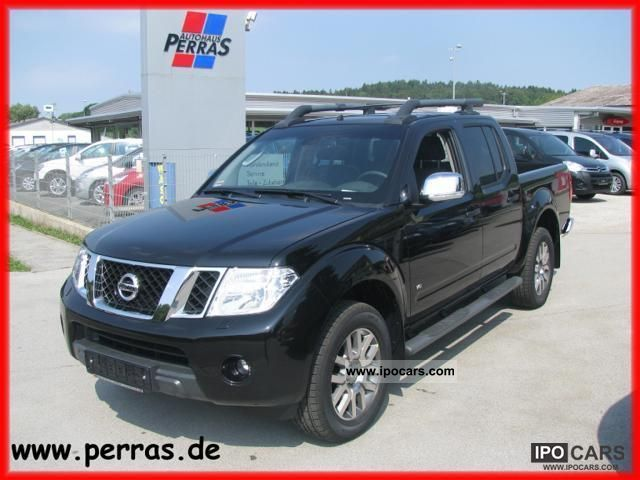 2012 nissan navara 3 0 dci v6 navi 7 g at car photo and specs. Black Bedroom Furniture Sets. Home Design Ideas