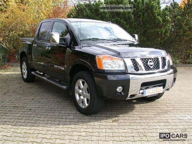 2011 Nissan Titan Le Crewcab 2010 T1 Exports 25 9
