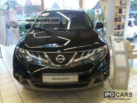 2012 Nissan  Murano Executive 3.5 CVT automatic Off-road Vehicle/Pickup Truck Pre-Registration photo