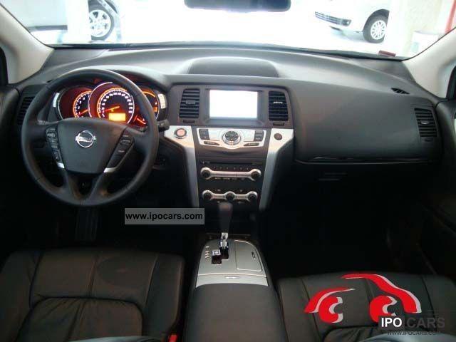2012 Nissan Murano 2 5 Dci N Mod 5t Car Executive Car
