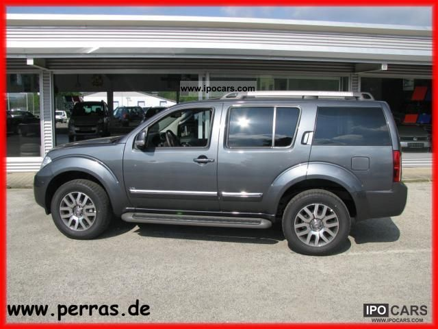 2012 Nissan Pathfinder 3 0 Dci V6 Le Navi At My 2012 Car Photo And Specs