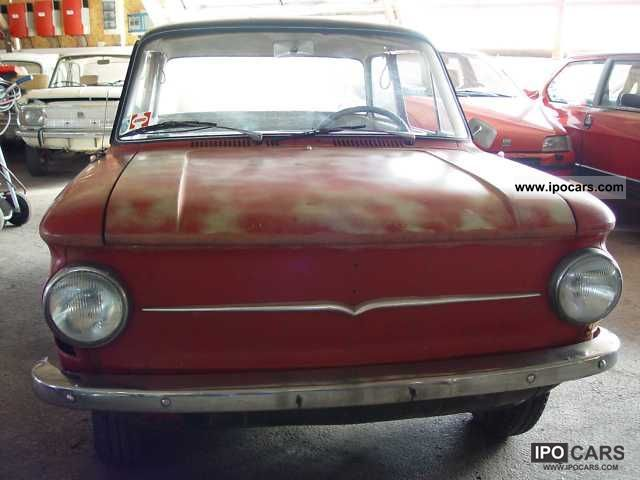 NSU  Prinz 4 600cc 1971 Vintage, Classic and Old Cars photo