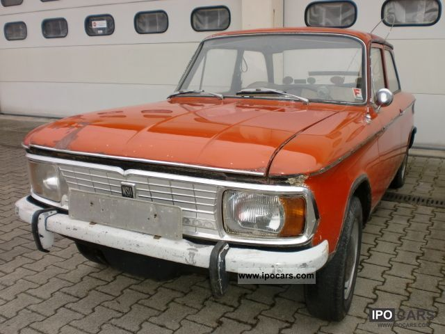 1969 NSU  Prince 1200 Type 77 built in 1969 Small Car Classic Vehicle photo
