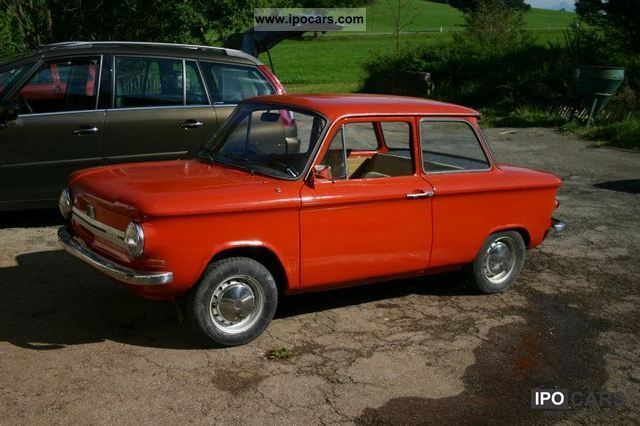 NSU  Prinz 4L 1973 Vintage, Classic and Old Cars photo