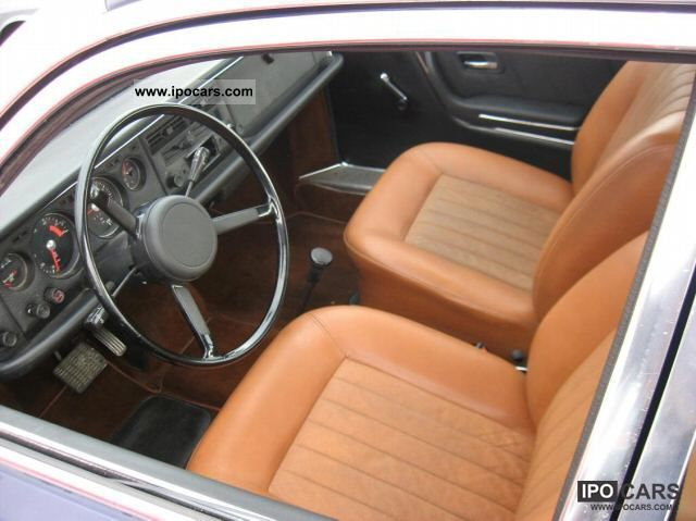 1969 NSU  Ro 80 1969! VAT Limousine Used vehicle photo