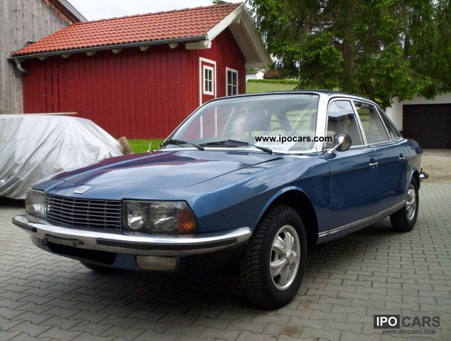 NSU  RO 80 Wankel Audi Auto Union 1975 Vintage, Classic and Old Cars photo